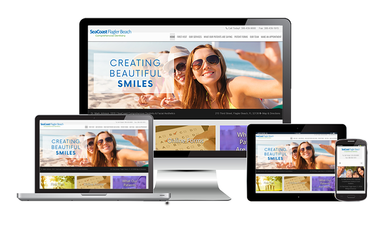 Flagler Beach Website Design