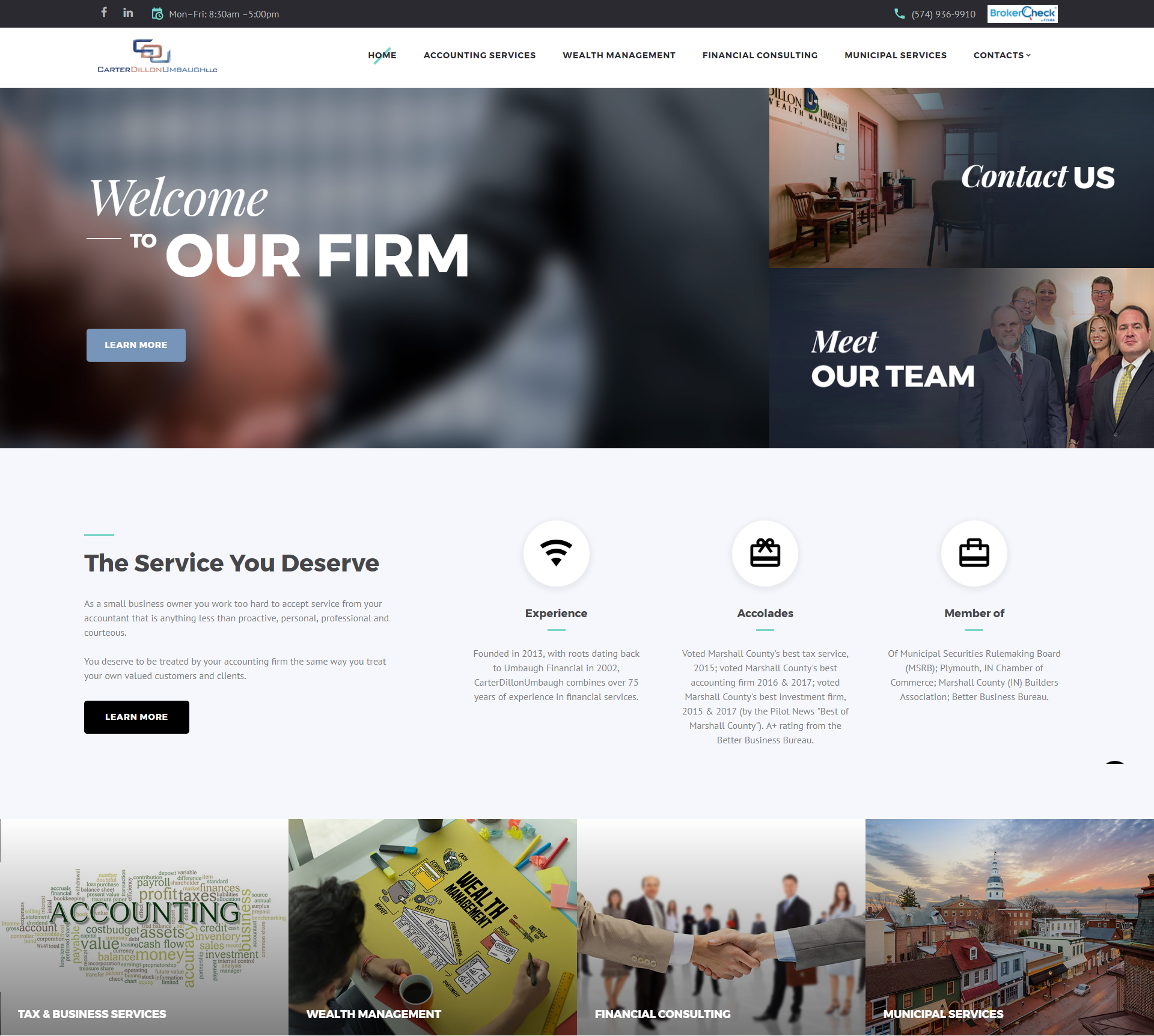 Websites for CPA Firms